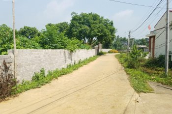 Bán lô đất S 2600m2 trục chính thôn Muỗi, Yên Bài, Ba Vì, HN. Mặt tiền 35m, đất vuông đẹp, giá rẻ
