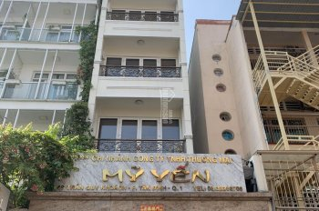 Bán nhà mặt tiền Hùng Vương, Q5, DT 12x59m DTCN 869m2, giá 182 tỷ