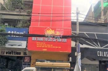 Cho thuê nhà MTKD 1 trệt, 1 lửng, 3 lầu, 1 ST Gò Dầu, Tân Phú. 550m2