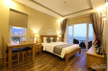Cho thuê khách sạn MT Bùi Viện, P. PNL, Q. 1: 8x20m, hầm 7 tầng, 29P, 200Tr/Th