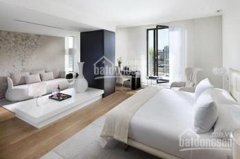 Cho thuê khách sạn 3 Sao MT Trần Hưng Đạo, Q. 1: 9x28m, hầm 11 tầng, 660Tr/Th