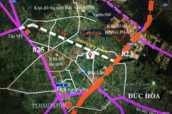 Rất gần KĐT Vinhomes 200 hecta (đã được phê duyệt quy hoạch), Đức Lập Thượng, Đức Hòa, Long An