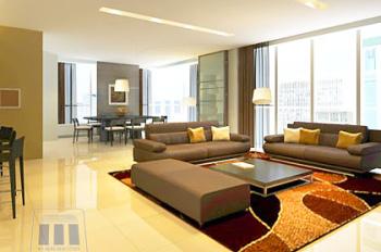 Bán căn hộ KeangNam Phạm Hùng. 126m2, 3PN, đã sửa rất đẹp, đủ đồ hiện đại, 5.4 tỷ