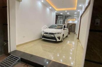 Bán nhà  5 tầng mới xây ,ô tô vào nhà phố Minh Khai .SDCC.
