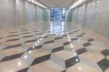 tòa nhà văn phòng số 47 Nguyễn Xiển, cân cho thuê tầng 2 diện tích 160m, mặt tiền 8m, thông sàn