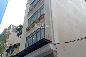 Nhà mặt phố Yên Lạc 44m2, 6T, MT: 6.2m, 8.5 tỷ - thang máy - ô tô tránh - kinh doanh, 0936048518