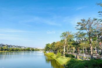 Bán nền biệt thự nhà vườn 1040m2 liền kề Vin Q9, giá 14 tỷ, 3 mặt giáp sông