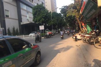 Cho thuê nhà mặt phố Nguyễn Huy Tưởng, Thanh Xuân, DT 50m2, 3 tầng, MT 4m, 30tr/th. LH 0822288811
