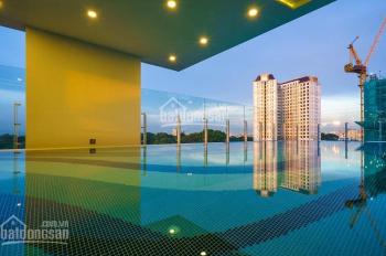 Cho thuê gấp căn hộ Orchard Garden Phú Nhuận, DT: 75m2 2PN nội thất giá 15tr/th, LH: 0945576497