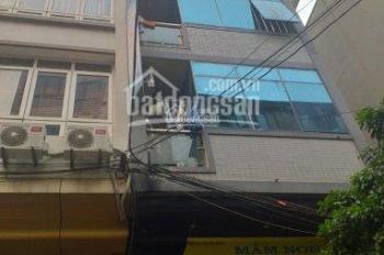 Chính chủ bán nhà mặt phố Kim Mã 5 tầng mt 4m, mb 65m2, khu kinh doanh sầm uất - ngã 3 núi trúc