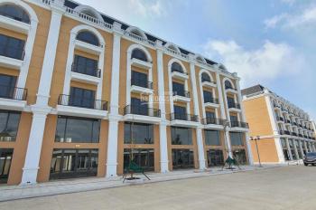 Bán cắt lỗ Shophouse mặt biển Hạ Long, diện tích 108m2, đã xây dựng xong giá 7, x tỷ. LH 0932533388