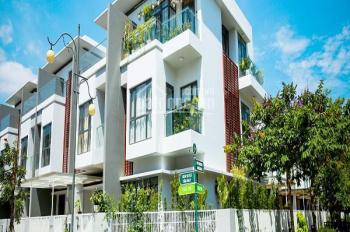 Đi nước ngoài cần bán gấp căn nhà phố ven sông cao cấp 250m2 Bình Chánh, giá chỉ 1,8 tỷ