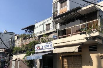 Bán nhà mặt tiền 206 Nguyễn Tiểu La, P. 8, Q. 10. Nhà đẹp giá 18 tỷ TL, 0909860998
