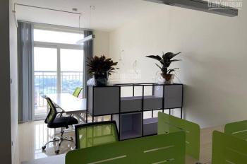 Cho thuê căn hộ 130m2 cực đẹp và dễ setup giá chỉ 13tr/tháng, thích hợp làm văn phòng