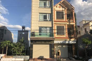 Cho thuê văn phòng 5 tầng mặt đường Trịnh Tú, phường Ninh Khánh, TP Ninh Bình