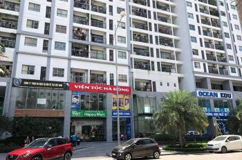 Mặt bằng kinh doanh shophouse khối đế thương mại Anland 2 - Dương Nội