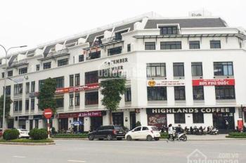 Cho thuê Shophouse tại ngã tư mặt phố Hàm Nghi 90m2 x 5T thông sàn cực đẹp giá ưu đãi