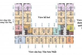 Bán gấp căn hộ Repuclic, 8E Cộng Hòa, quận Tân Bình