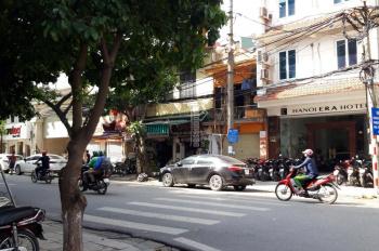 Johnny Mạnh cho thuê gấp nhà mặt phố Tôn Thất Thiệp làm cafe, hàng ăn 0914739966