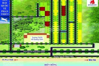 Bán đất nền dự án biệt thự Mũi Né Phan Thiết giá đầu tư 2.5tr/m2, rẻ nhất thị trường Phan Thiết