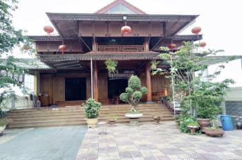 Cần bán nhà gỗ Dổi Đá Lào 100%, bao đẹp