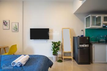 Cho thuê RiverGate căn góc lầu cao,view sông,29m2,full nội thất, giá 10tr LH 0937339123 Mr Tùng
