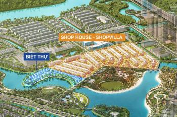 Shophouse, villa, biệt thự Vinhomes Quận 9, giá chính thức đợt 1