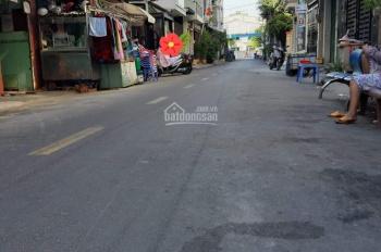 Đất thổ cư hẻm 730/Hương Lộ 2, Bình Tân, 9x9m thông Lê Văn Qưới