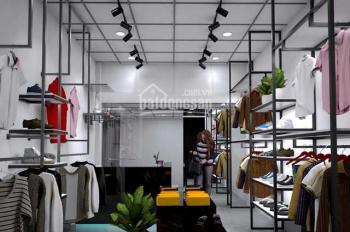 Cho thuê nhà mặt phố Trung Hòa, Trung Yên, Cầu Giấy. DT 80m2, 6.5 tầng 65 tr/th, MT 7m nhà mới