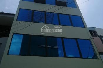 Nhà 4 tầng MT Võ Văn Tần 2 chiều đẹp nhất Q3. DT 7x17m, tiện kinh doanh spa, shop, nha khoa, VP