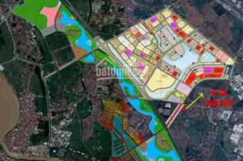 Bán 230m2 đất Kiêu Kỵ, sát Vin, ô tô tránh, 6.2 tỷ, vô cùng thích hợp xây KS