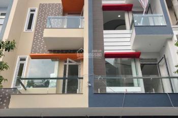Cho thuê nhà mặt tiền nội bộ P. Tân Sơn Nhì 4x21m, 3 lầu, giá: 17 tr/th, LH: 0938941438