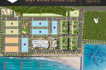 Cần bán gấp nền biệt thự góc BT1 - 01, nền nhà phố mặt biển PT4- 25 giá gốc CĐT VT La Gi Bình Thuận