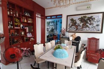 Bán nhà mặt tiền Hồng Lĩnh đẹp nhất khu Bắc Hải, Q10, DT: 4x25m, GPXD: Hầm, 6 lầu