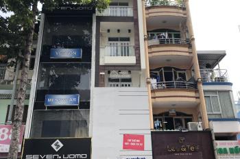 Cho thuê nhà mặt tiền Nguyễn Trãi, Quận 5, KV KD shop thời trang, DT: 3.5x20m, hầm 5 lầu, 70tr/th