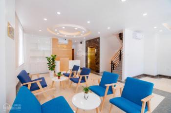 Tòa nhà căn hộ dịch vụ vào kinh doanh ngay nội thất tiêu chuẩn 3 sao DT: 8x16m, hầm, 8 tầng, 34 PN