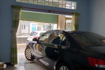 Cho thuê nhà Phú Lợi, sạch sẽ - thoáng mát, 02 phòng ngủ, 1 sẹc Huỳnh Văn Lũy, Phú Lợi, sân ô tô