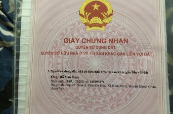 Bán đất chính chủ Vân Nội - Đông Anh
