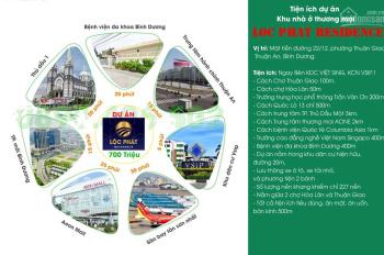 Chính chủ cần ra gấp 2 lô đất dự án Lộc Phát Residence - Thuận An giá 2.7 tỷ