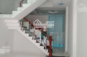 Nhà mới xây 3 lầu mặt tiền Trịnh Đinh Trọng