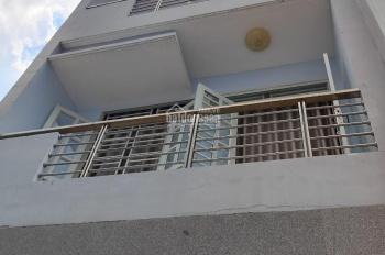 Bán nhà đúc thật HXH tới cửa đường Tân Hóa, P. 1, Q. 11, DT: 4.5x10.4m, trệt 2 lầu ST giá 5.4 tỷ TL