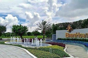 Mở bán 5 nền đất Biên Hòa New City giá chủ đầu tư giá 2.2 tỷ/nền. Nhận nền 3 tháng nhận sổ đỏ