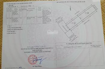 Bán gấp 150m2 đất giáp tổ 5, P. Quyết Tâm, TP Sơn La, tỉnh Sơn La (4tr/m2), LH: Đỗ Tuân 0916992778