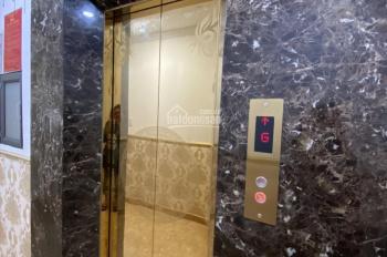 cho thuê khách sạn đường Hồng Hà Tân Bình sát sân bay 8x20m H7L thang máy 24P giá 126 triệu TL