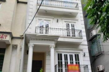 Cho thuê nhà nguyên căn Trung Kính, Trung Hòa, 70m2, 5 tầng. Giá 25tr/th nhà đẹp ô tô đỗ