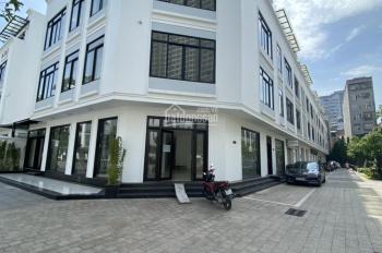Cho thuê biệt thự Vinhomes Gardenia mặt phố Hàm Nghi DT 250m2 x 5T, lô góc siêu đẹp