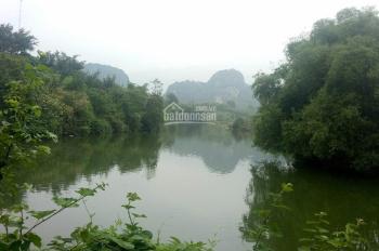 Cần chuyển nhượng lô đất thổ cư 1,8ha bám hồ tại Lương Sơn - Hòa Bình
