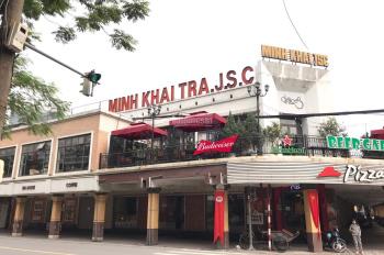 Cho thuê mặt bằng phố Minh Khai sát nhà hàng Talata, 261m2 mặt tiền 25m, 0936.600707