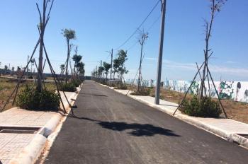 Chính chủ cần tiền bán lô đất ở xã An Ngãi, Huyện Long Điền, tỉnh Bà Rịa Vũng Tàu, 105m2, có sổ