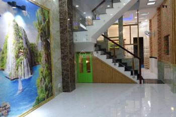 Bán nhà Phan Huy Ích, phường 12, Gò Vấp, diện tích cực khủng 4x20m, hẻm xe tải 10m, giá 4,8 tỷ